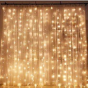 Other - Curtain String Lights